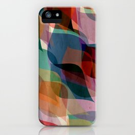 if you leaf me now iPhone Case