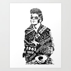 Rockers Delight Art Print