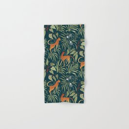 Monkey Business Hand & Bath Towel