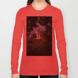 Landscape with Saint Sophia Cathedral in Vologda Long Sleeve T-shirt