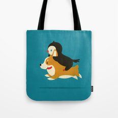 Like the Wind Tote Bag
