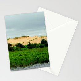 Landscape | Sand Dunes | Canada Stationery Cards