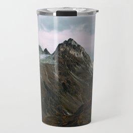 Alaskan Summer Nights in the Alpine Travel Mug