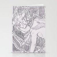 tyrion Stationery Cards featuring OC Tyrion  by Yrandiel