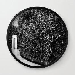 Fern Wall Wall Clock
