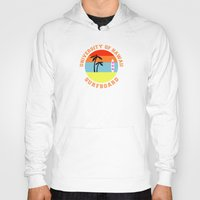 hawaii Hoodies featuring Hawaii by lescapricesdefilles