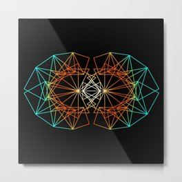 UNIVERSE 21 Metal Print