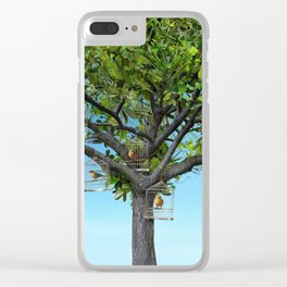 Our Treat Clear iPhone Case
