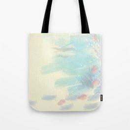 Cloudy Mindscape Tote Bag