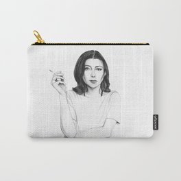 Joan Didion Carry-All Pouch