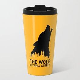 The Wolf of Wall Street Travel Mug