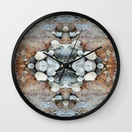 Elation (Mandala #4) Wall Clock