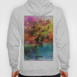 God Particle abstract Hoody
