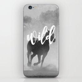 MANTRA SERIES: Wild iPhone Skin