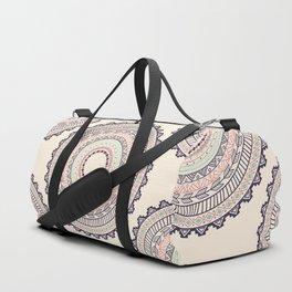 Aztec ornament pattern Duffle Bag