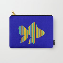 Goldfish Stripes Carry-All Pouch