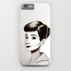 Hepburn iPhone 6s Slim Case