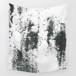 Black/white Wall Tapestry