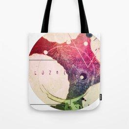 Odd Clockwork Tote Bag