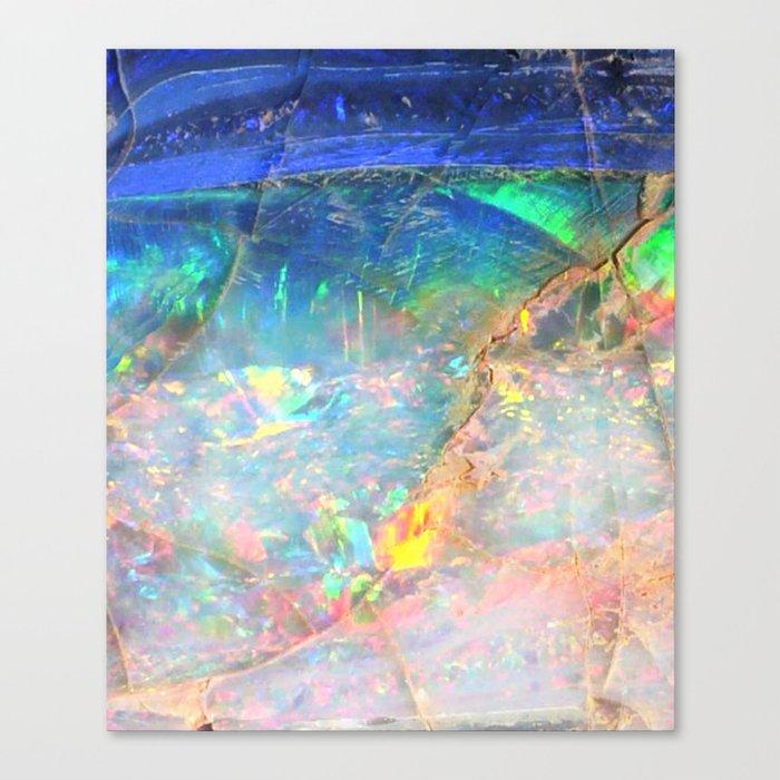 Ocean Opal Leinwanddruck