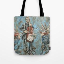 Quartet Tote Bag