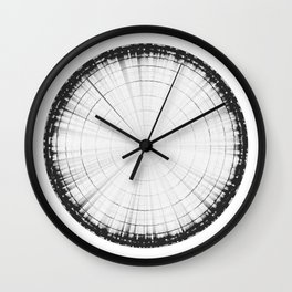 Sound of Sun Wall Clock
