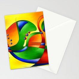 Antaressa - colourful world Stationery Cards