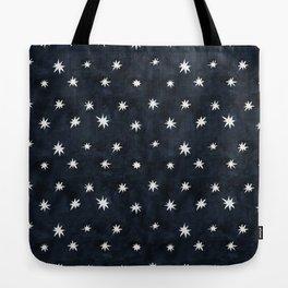 Midnight Starlet Tote Bag