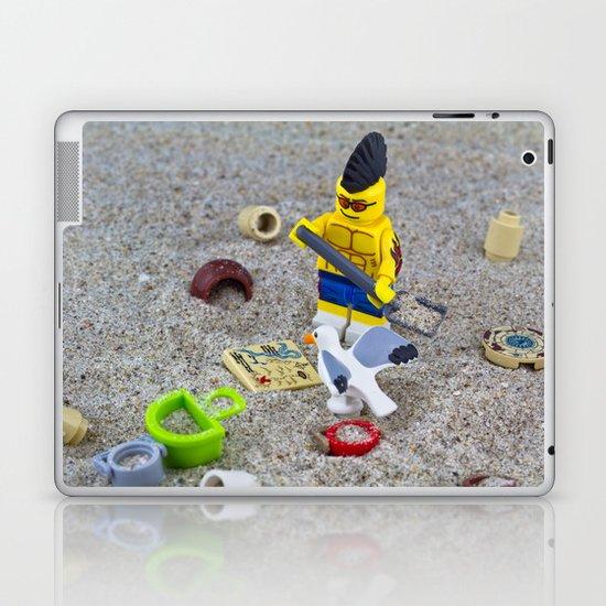 Treasure Hunt Laptop & iPad Skin