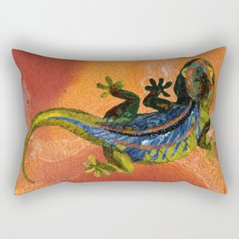 Gobi Gecko Rectangular Pillow