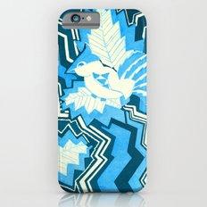 Graphic Blue Bird Slim Case iPhone 6s