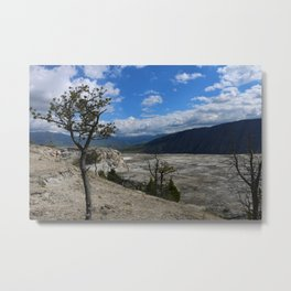 Seeing With Your Heart Metal Print