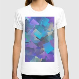 Cubism Abstract 203 T-shirt