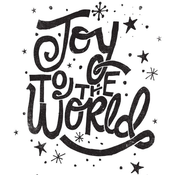 JOY TO THE WORLD Comforters