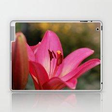 Pink Lily Laptop & iPad Skin