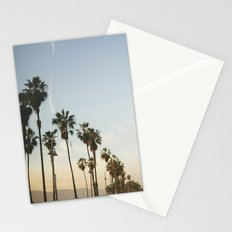 Venice Beach Boardwalk Stationery Cards