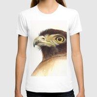 eagle T-shirts featuring eagle by Alessandra Razzi Illustrazioni
