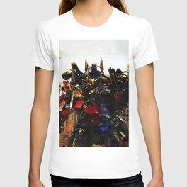 leader robot T-shirt