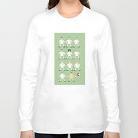 madrid Long Sleeve T-shirts featuring football madrid by skip ad
