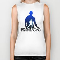 zlatan Biker Tanks featuring Zlatan Ibrahimovic by Sport_Designs