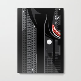 elevated Metal Print