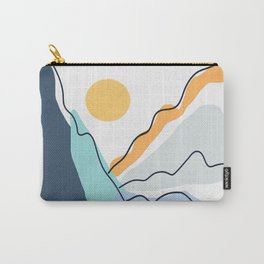 Minimalistic Landscape II Carry-All Pouch