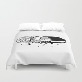 Sleep Forever Duvet Cover