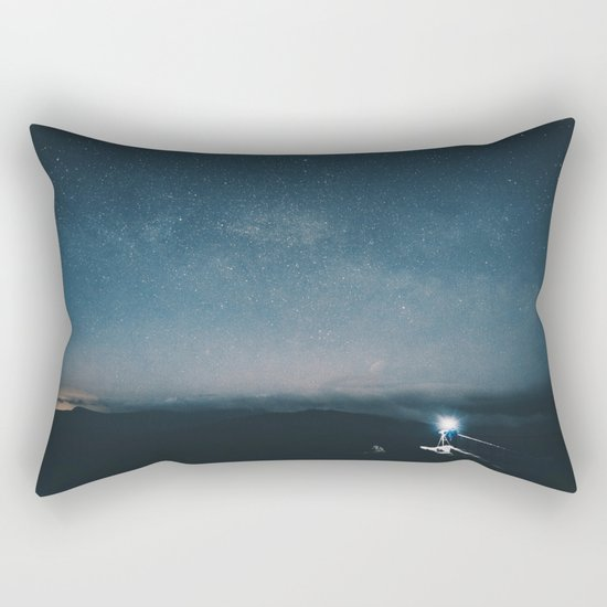 Starry Nights Rectangular Pillow