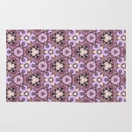 Line Flora Purples Rug