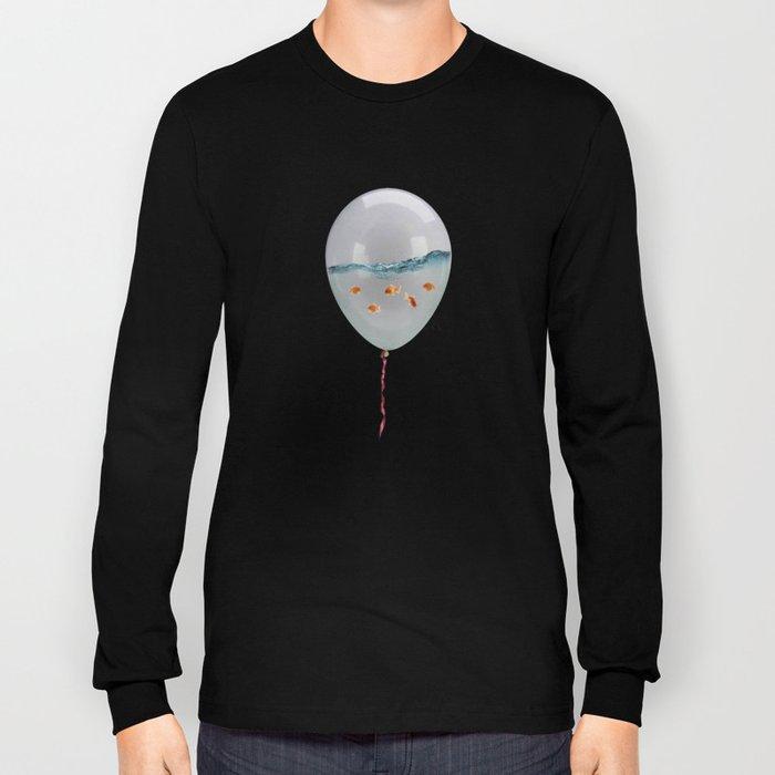 Balloon Fish Long Sleeve T-shirt