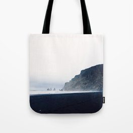 Vik Black Sand Beach, Iceland Tote Bag