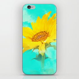 It's the sunflower iPhone Skin