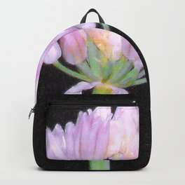 Chives Single Flower Backpack