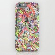 Basura Cerebro iPhone 6s Slim Case